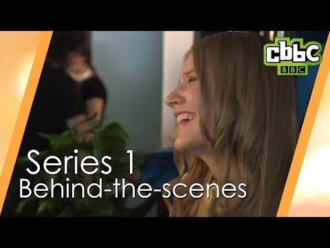 CBBC: Eve  Series 1 Behindthes