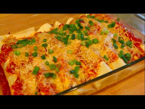 SKINNY ENCHILADA RECIPE!!!
