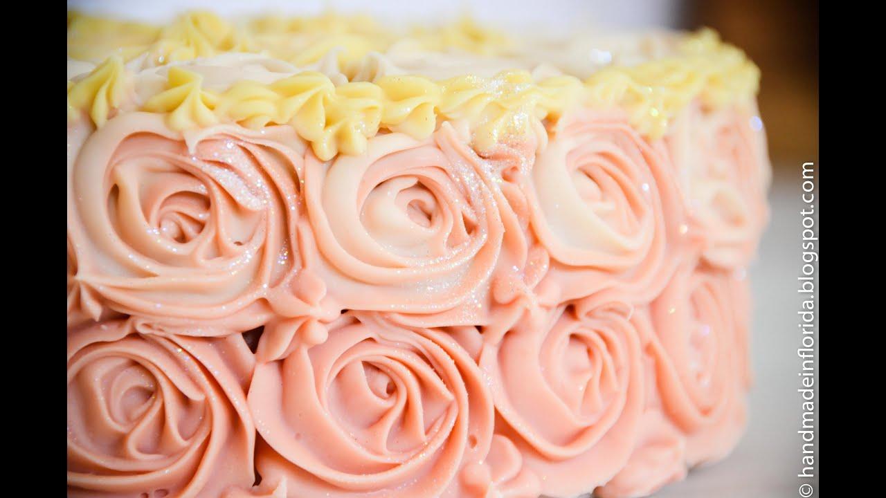 Make Homemade Strawberry Cake