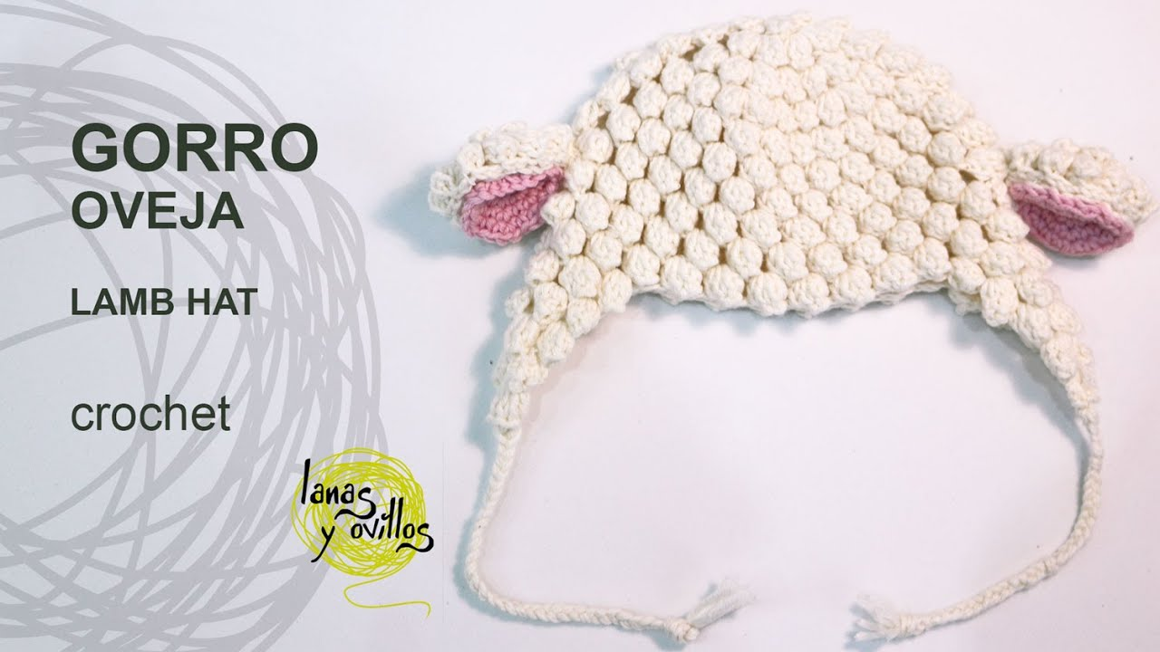 Oveja amigurumi tutorial - YouTube | 720x1280
