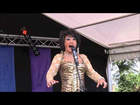 Dame Shirley Bassey Experience | York 'Northern' Pride 2012