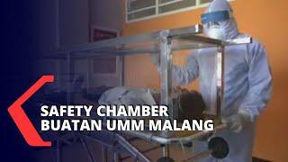 UMM Malang Bikin Safety Chamber Untuk Pasien Virus Corona