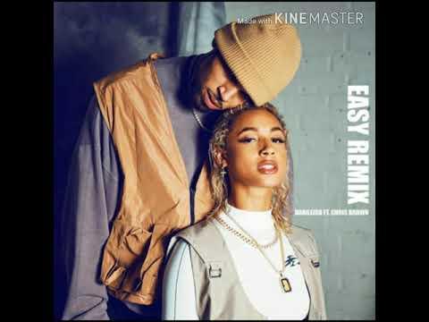 Danileigh - Easy (Clean) ft. Chris Brown (Remix)