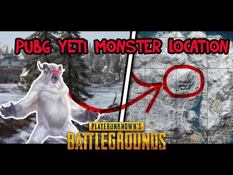 NEW YETI MONSTER IN PUBG MOBILE || GHOST HORROR STORY || DYNAMO GAMING PUBG || MORTAL || CARRYISLIVE