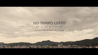 Filme de casamento | Documentário de Casamento Amanda e Marcel | Metade da Laranja Filmes