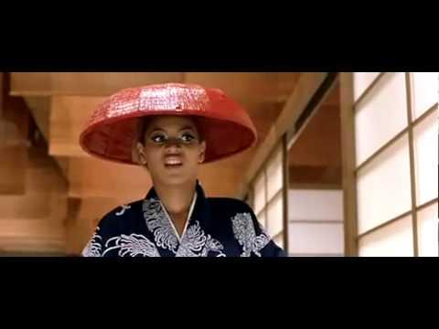 Austin Powers: Goldmember Foxxy Cleopatra (Beyoncé Knowles) Screen Worn Costume