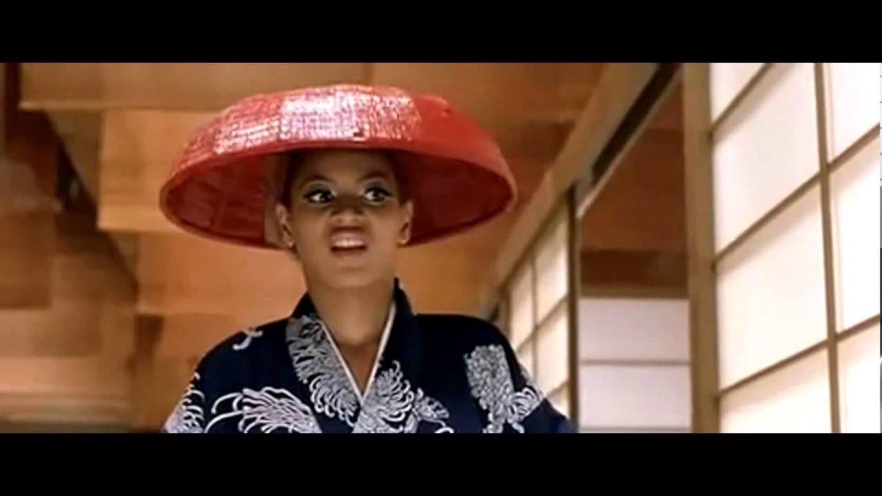 Austin Powers Goldmember Foxxy Cleopatra (Beyoncé Knowles) Screen Worn Costume  sc 1 st  YouTube & Austin Powers: Goldmember Foxxy Cleopatra (Beyoncé Knowles) Screen ...