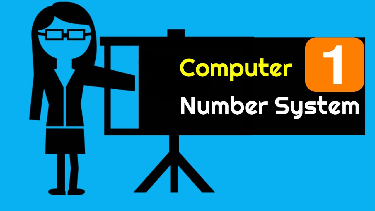 computer and decimal number