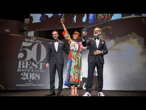 The World's 50 Best Restaurant restaurants