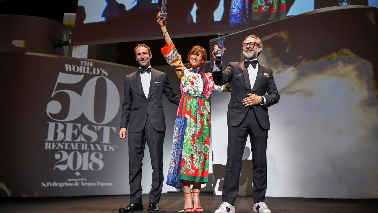 The World S 50 Best Restaurants 2018 The List In Pictures