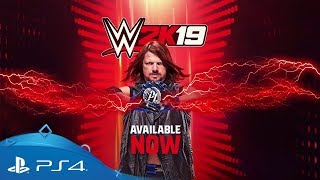 WWE 2K19 | Accolades Trailer | PS4