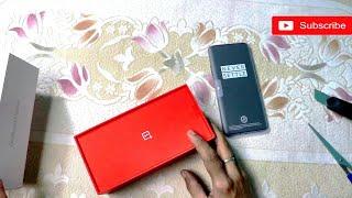OnePlus 7 Pro (8GB/256GB) Nebula Blue Unboxing
