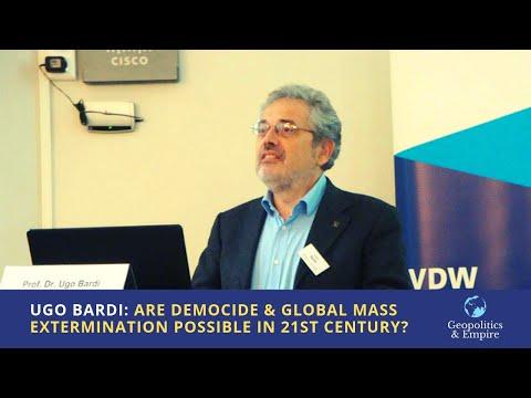 Ugo Bardi: The Next Wave of Democide and Global Mass Extermination