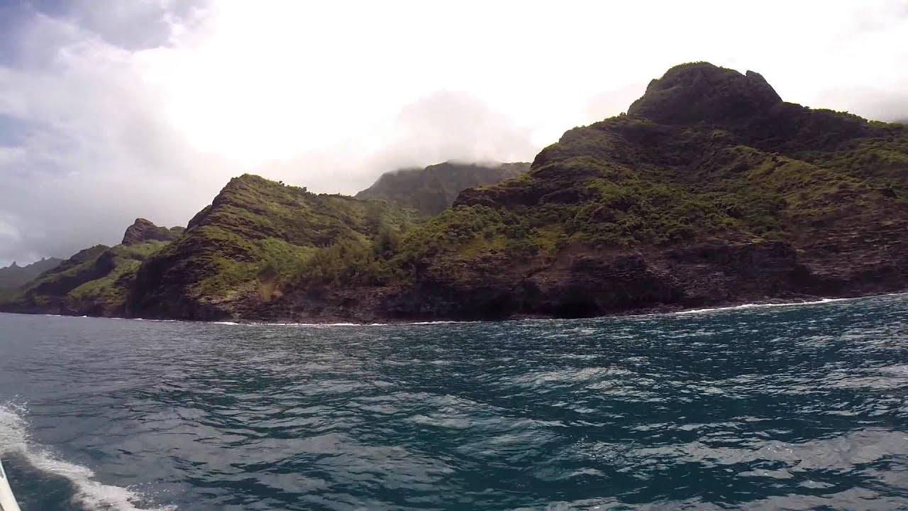 Gopro Kauai Na Pali Coast Snorkel & Sail