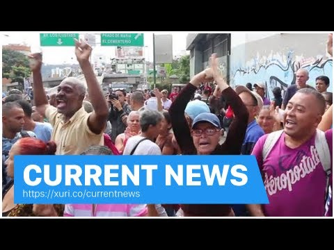 Current News - Venezuela blamed Portugal for sabotaging Christmas with ham delays as protesters cal