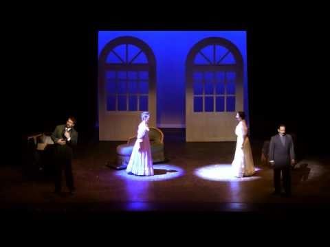 Quartet - The Secret Garden - Thalian Hall 2010