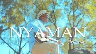 Andmesh - Nyaman Lirik