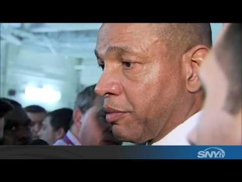 Doc Rivers talks former teammate Charles Oakley after MSG incident