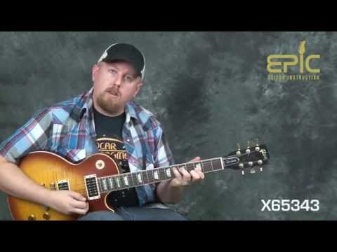 Learn Into The Mystic by Van Morrison guitar lesson off Moondance record chords licks rhythms
