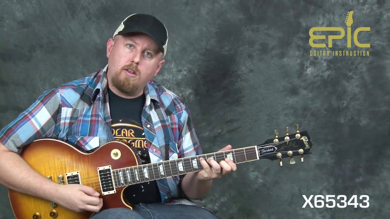 Learn Into The Mystic By Van Morrison Guitar Lesson Off Moondance