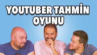 Türk Youtuberları Tahmin Etme Yarışması