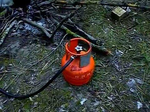 Композитный газовый баллон HPCR 24,5 л взрывобезопасный (HPC .