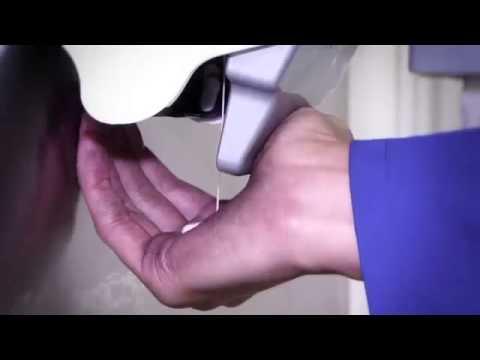 Deb GrittyFOAM - Mousse lavante d'atelier pour les mains