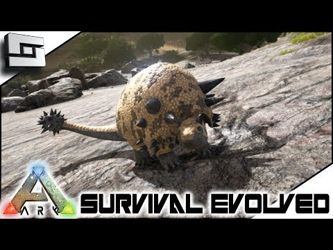 ARK: Survival Evolved - MR STONE THE DOEDIC! E5( Ark Ragnarok Map )