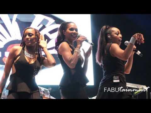 "En Vogue Performs ""Never Gonna Get It"" at the Funk Fest Tour in Kansas City!"