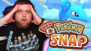 POKEMON NEW SNAP, POKEMON SMILE, POKEMON CAFE, OH MY! | Pokemon Presents 06.17.20 Reaction