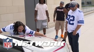Tackle My Ride: Brandon Carr and the Dallas Cowboys (FULL EPISODE) | NFL Network
