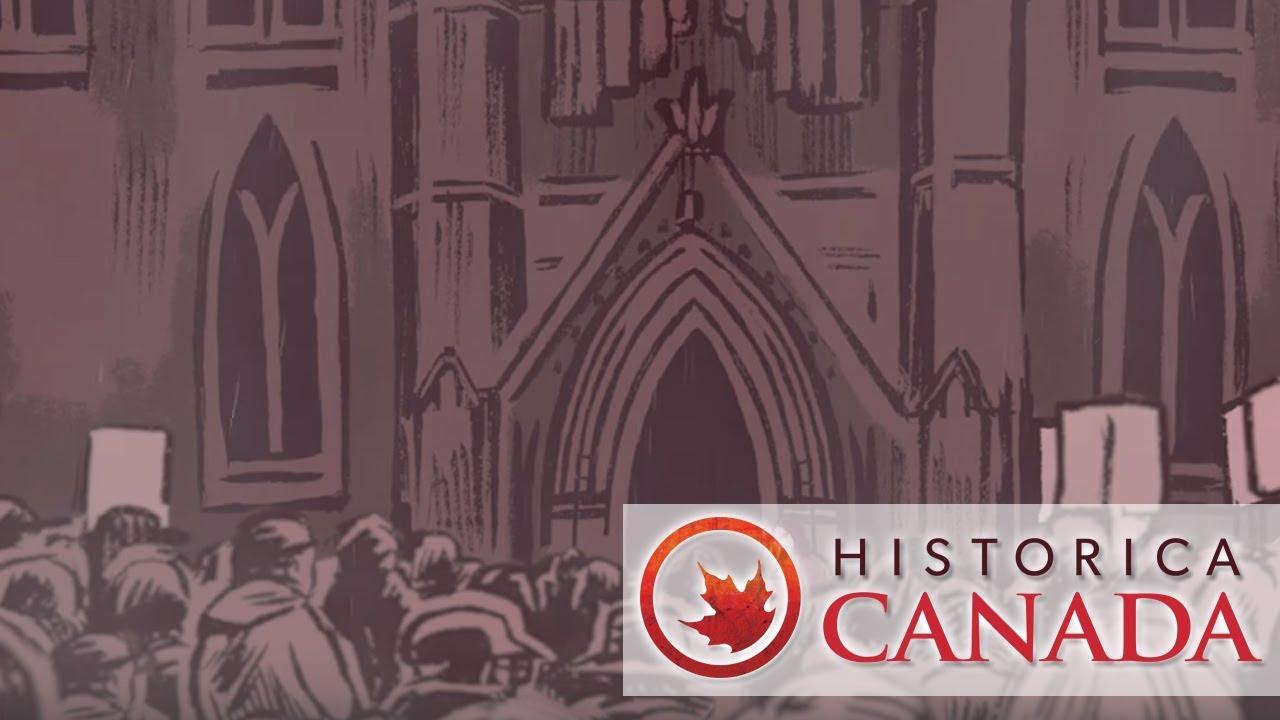 La semaine de l'histoire du Canada 2017 : Nous exigeons