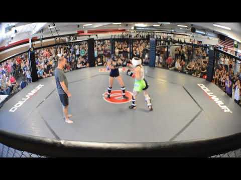 02 Kelly Heckman vs Becca Irwin