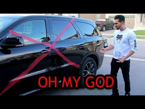 Funniest Videos - SOMEONE DESTROYED MY CAR