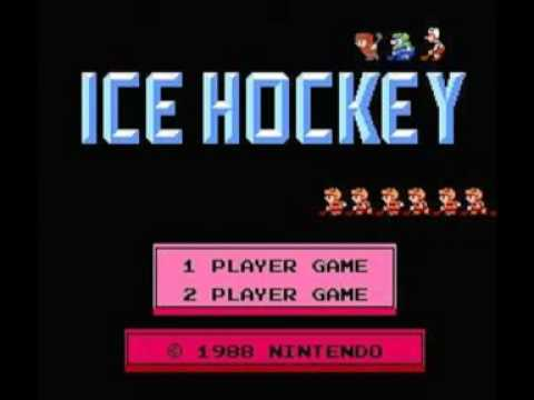 Ice Hockey (NES) Music - In Game Theme