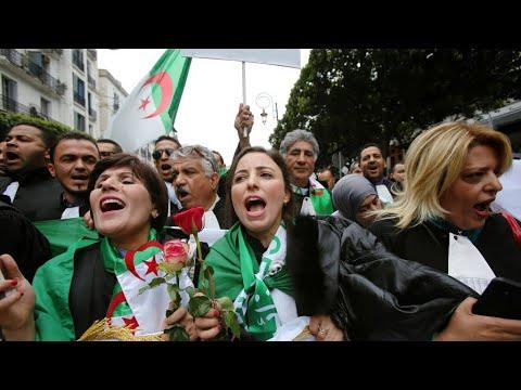 هل يقبل الحراك الشعبي في الجزائر بخطة المعارضة للخروج من الأزمة؟  - نشر قبل 23 ساعة