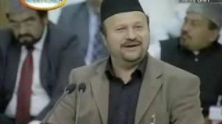 Khilafat Ahmadiyya SadSala Jublee Mushairah Germany Part 4\8