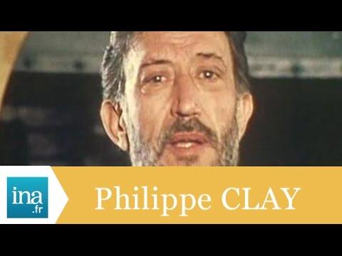 Philippe Clay 'De Bastille à l'Olympia' - Archive INA