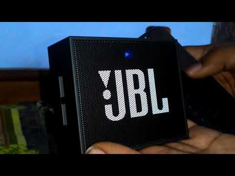 Jbl go review.. sound test. Bluetooth speaker