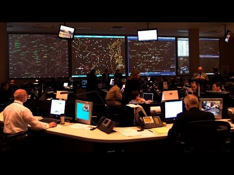 An Inside look at the Transportation Security Operations Center