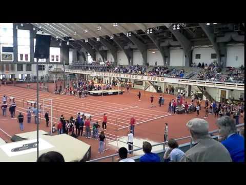 March 5, 2016 Zappala Lambert Field High Jump