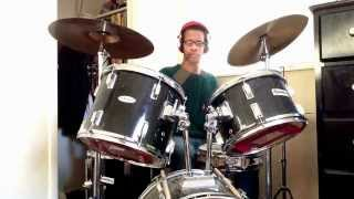Kurt Carr & The Kurt Carr Singers - I Almost Let Go (Drum Cover)