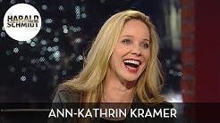 Ann-Kathrin Kramer als letzter Gast der Harald Schmidt Show (SKY)