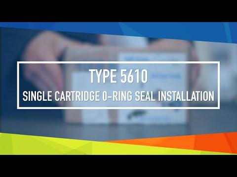 John Crane Type 5610 Cartridge Seal Installation Video