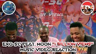 "Baixar EXO-SC feat. MOON ""1 Billion Views"" Music Video Reaction"