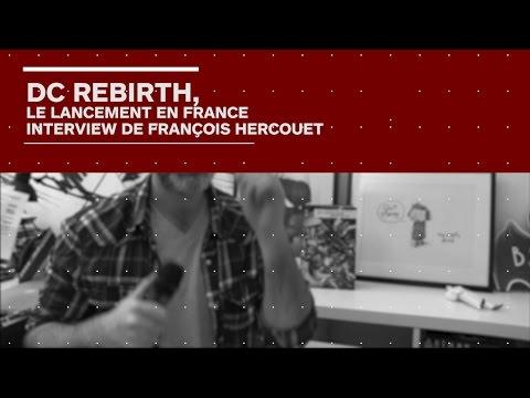DC Rebirth : les coulisses du lancement avec Urban Comics