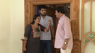 Thatteem Mutteem | Ep 28  Arjunan too lazy for work ! | Mazhavil Manorama