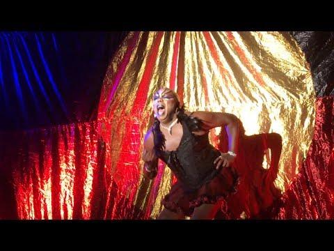 Nova Gina, Black Nulla Cabaret, Koori Gras, Sydney, Feb 2017
