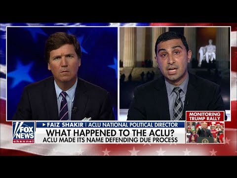 Tucker Debates ACLU Political Director on Kavanaugh Ad