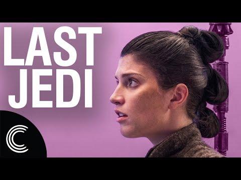 Star Wars: The Last Jedi - Luke Skywalker Meets Rey